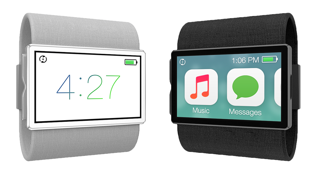 iWatch Design Concept by Sourcebits
