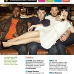 Entertainment Weekly for iPad 2