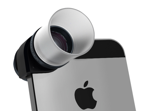 Olloclip Launches Its 3-IN-1 Macro Lens For The iPhone 5, iPhone 5s