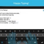 Fleksy for iPad 3