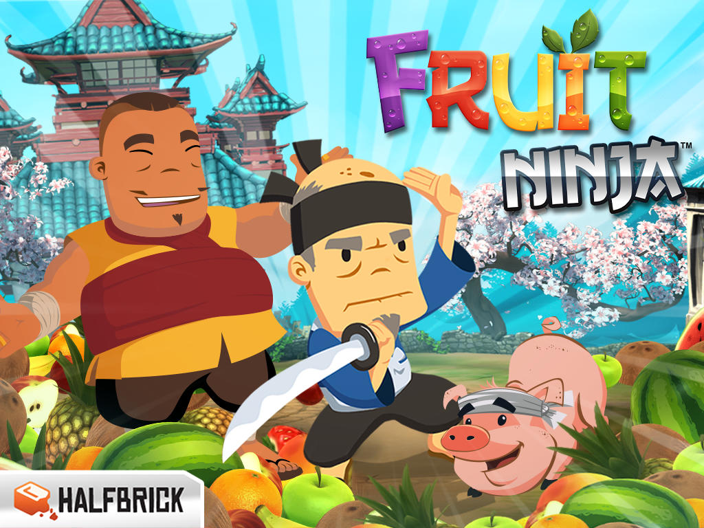 Fruit ninja wallpaper - Fruit Ninja Hd Gets New Challenge System New Blades And More