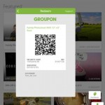 Groupon for iPad 5