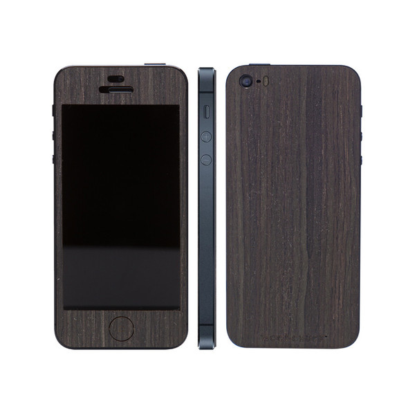 The Woodchuck Skin for the iPhone 5s