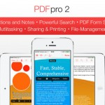 PDF Pro 2 for iPad 1