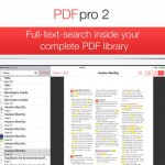 PDF Pro 2 for iPad 3