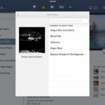 Pandora Radio for iPad 3
