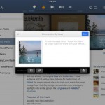 Pandora Radio for iPad 4