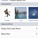 Pandora Radio for iPhone 2