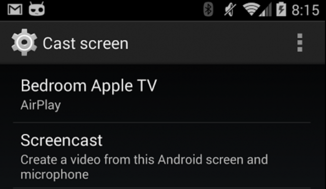 New App Enables AirPlay Mirroring For Android Devices