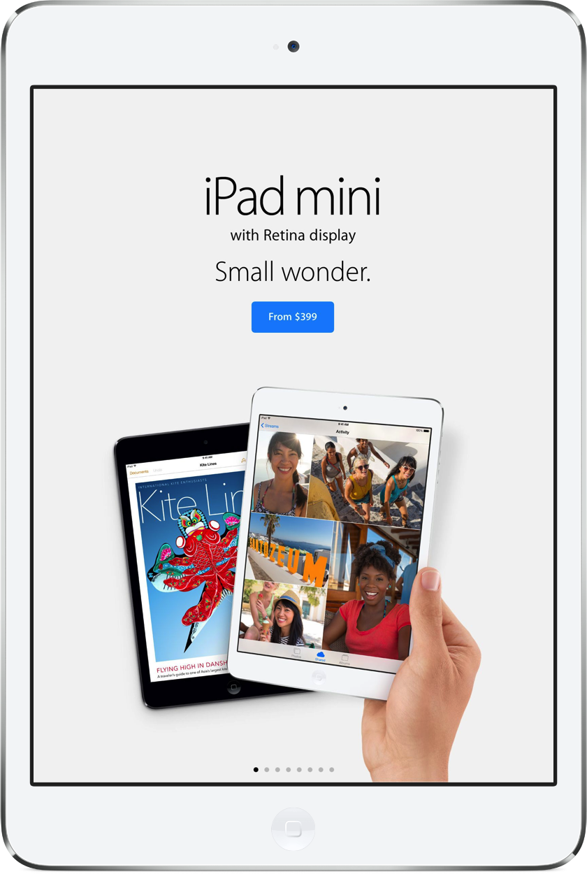 Apple Store for iPad