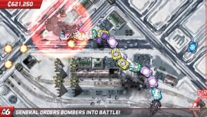 Colossatron: Massive World Threat by Halfbrick Studios screenshot