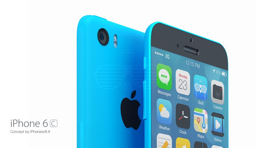 "The ""iPhone 6c"""