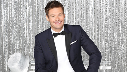 Ryan Seacrest ready to party like it's 2006