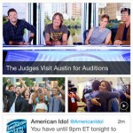 American Idol for iPhone 1