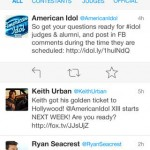 American Idol for iPhone 2