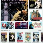 Comics for iPad 1