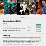 Comics for iPad 2
