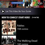 Comics for iPhone 5