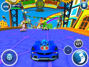 Sonic & All-Stars Racing Transformed by SEGA screenshot