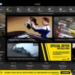 NASCAR Mobile for iPad 1