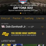 NASCAR Mobile for iPhone 1