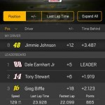 NASCAR Mobile for iPhone 3