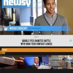 Newsy for iPad 1