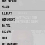 Newsy for iPhone 5