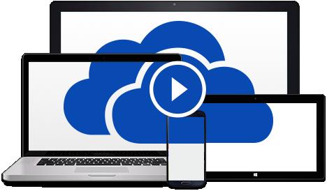 SkyDrive se přejmenuje na OneDrive (Video)
