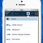 Sochi 2014 Guide for iPhone 3
