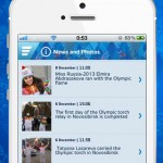 Sochi 2014 Guide for iPhone 4