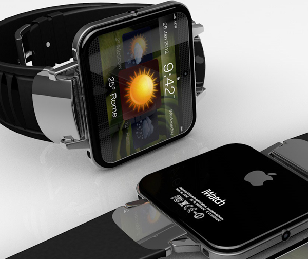 iWatch Concept by ADR Studio