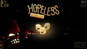 Hopeless: The Dark Cave by Upopa screenshot