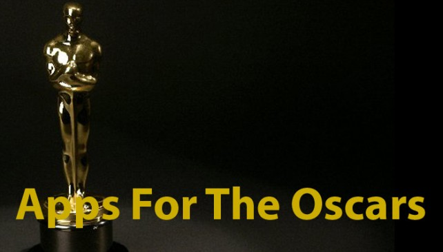 Keep Track Of The Oscars With These Nifty iPhone Apps