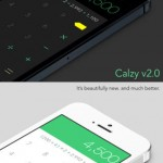 Calzy for iPhone 1