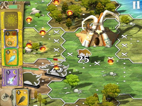 Master The Not-So-Subtle Art Of Stone Age Survival In Caveman Wars