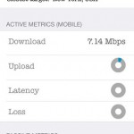 FCC Speed Test for iPhone 4