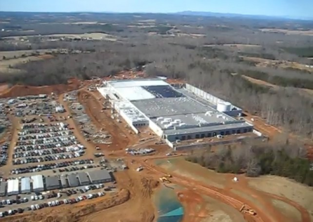 Apple Is Once Again Expanding Its North Carolina Data Center