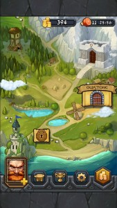 Dungelot 2 by Red Winter Software Limited screenshot