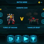 Lego Hero Factory Invasion from Below for iPad 2
