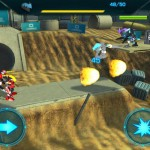 Lego Hero Factory Invasion from Below for iPhone 1