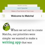 Matcha for iPhone 1