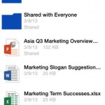 OneDrive for Business for iPhone 2