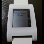 Pebble Snap for iPhone 4