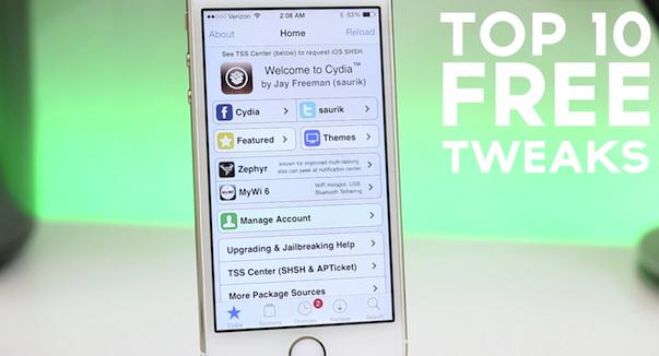 AppAdvice's Top 10 Free Jailbreak Tweaks For February 2014