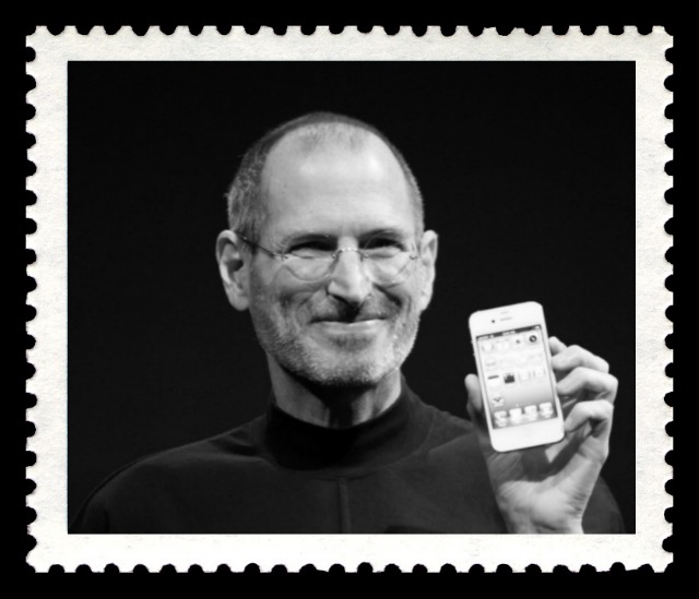 Steve Jobs To Be Honored By US Postal Service With Commemorative Stamp