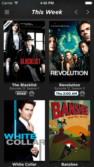 Televised 2.1 Introduces Season Overviews For Your Tracked TV Shows