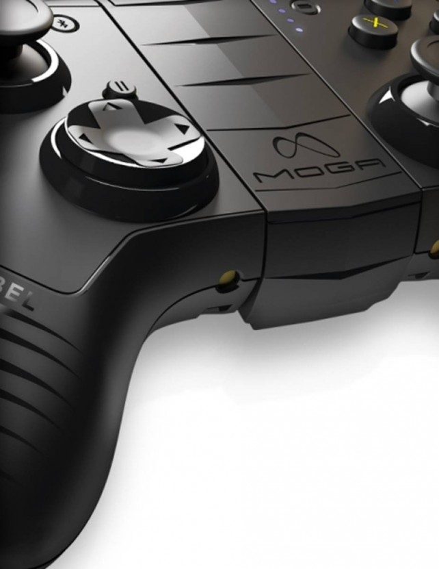 MOGA Teases Its Second iOS Game Controller