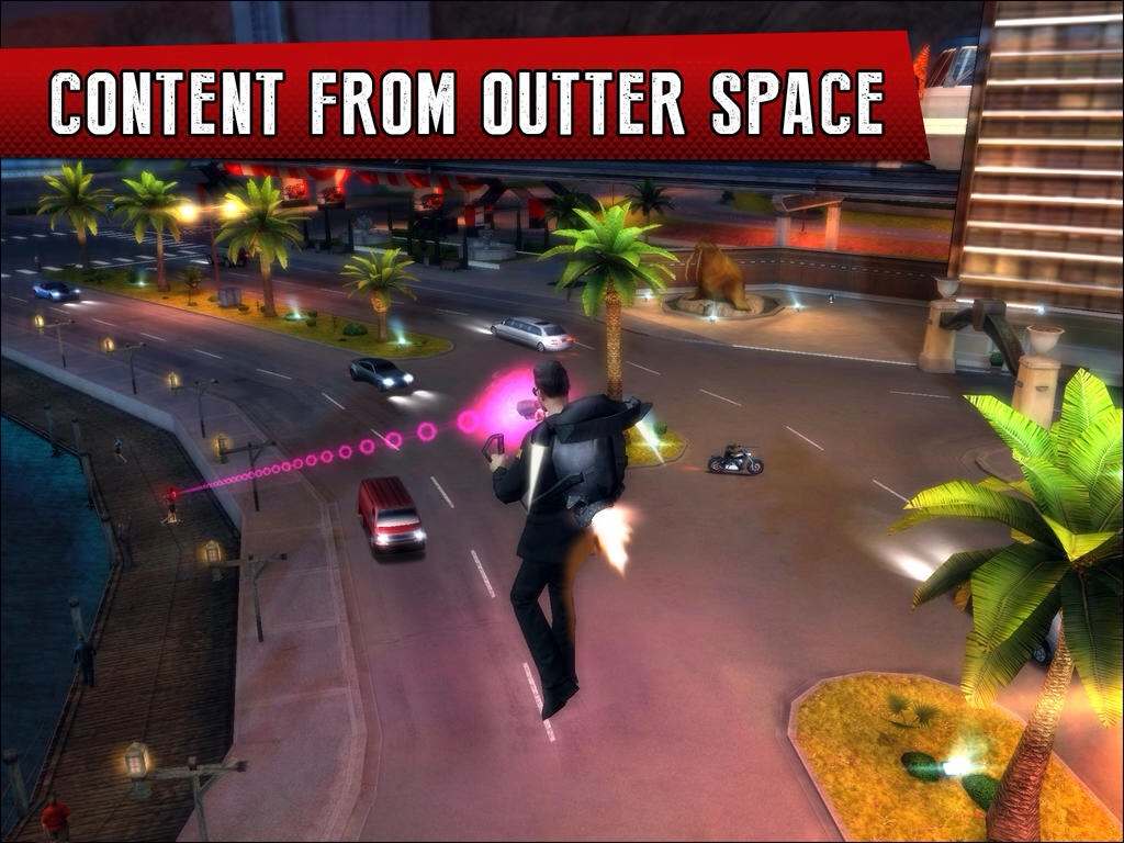 gangstar vs aliens gameloft releases out of this world update to
