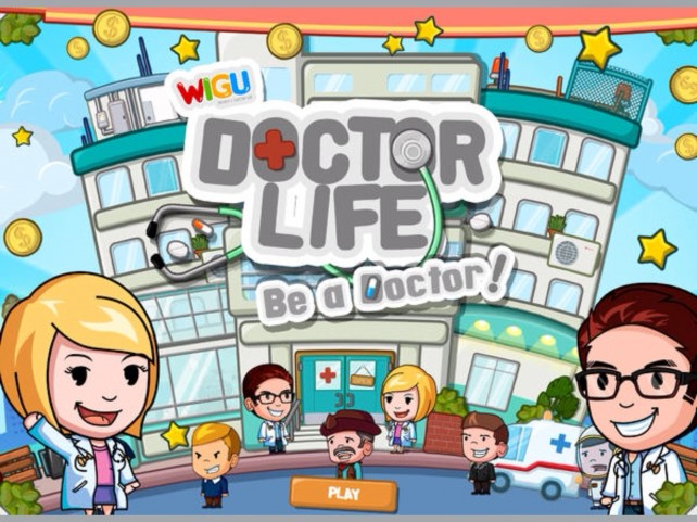 Check Out Doctor Life, Stat: Fully Premium Sim Game Launches In The App Store